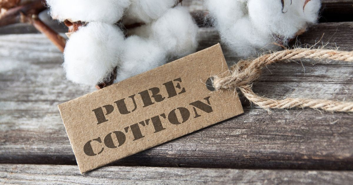 pure 100% cotton fabric
